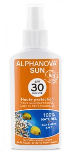 ALPHANOVA SUN BIO 30 SPRAY