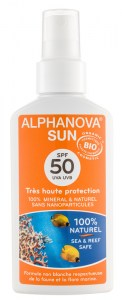 Alphanova sun Spray 50 adult